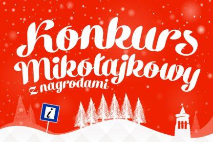 Mikołajkowy Konkurs na Facebooku