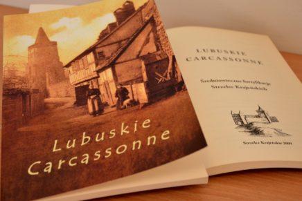 """""""Lubuskie Carcassonne"""" – Książka"""