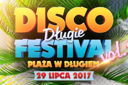 Dofinansowanie Disco Długie Festival vol.2
