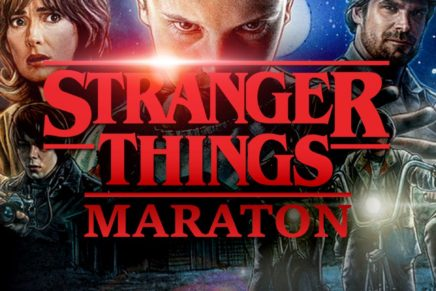 Maraton serialu Stranger Things (sezon 2)