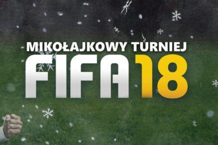 Mikołajkowy turniej FIFA 18
