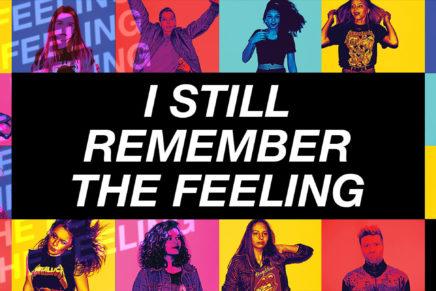 I STILL REMEMBER THE FEELING. Taneczne show RTF Dance Studio w SOK-u