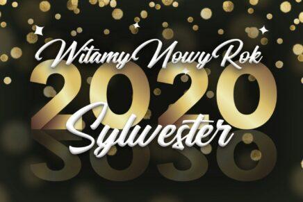 Witamy Nowy Rok 2020!