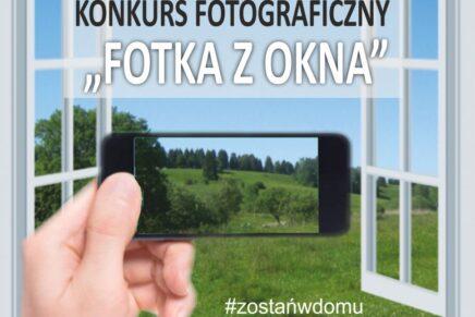 """Konkurs fotograficzny – """"Fotka z okna"""""""