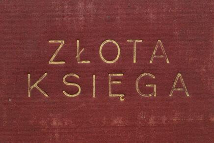 Najstarsza kronika Strzeleckiej Podstawówki