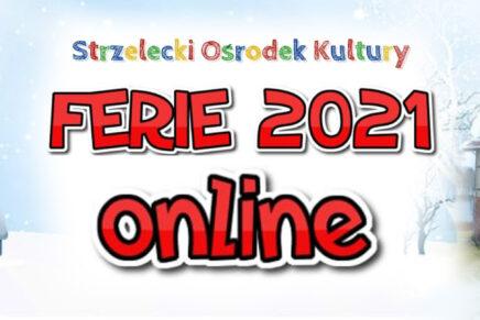 """Ferie 2021 online – odc.2 """"Spotkanie z naturą"""""""