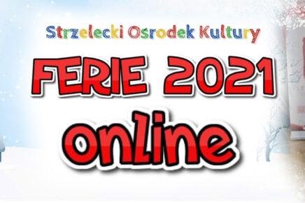 """Ferie 2021 online odc.8 """"Taneczne zakończenie ferii"""""""