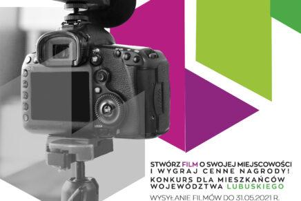 Zapraszamy do udziału w wojewódzkim konkursie filmowym – FilmoLUBy