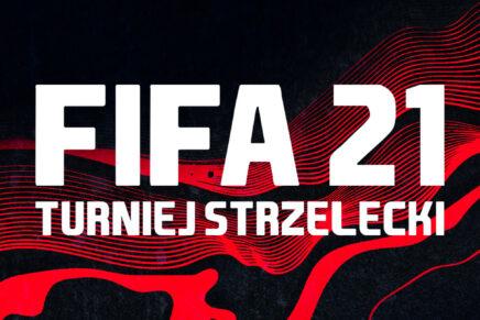 Turniej Strzelecki FIFA 21 w Strefie Kibica