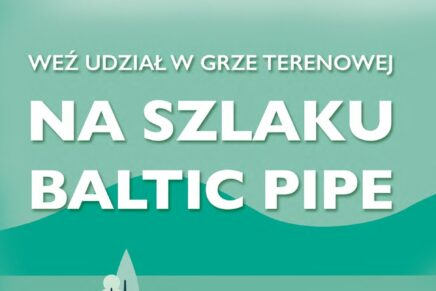 Na szlaku Baltic Pipe